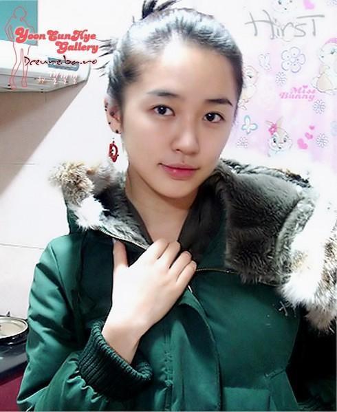 Foto Yoon Eun Hye | Gambar Artis Korea Cantik - Celebrity picture photoshoot