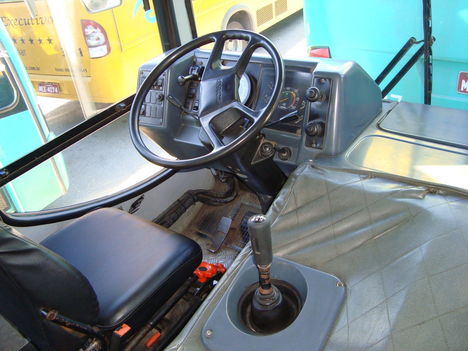 Floripa Nibus Scania F 113 Modelo Em Extin O