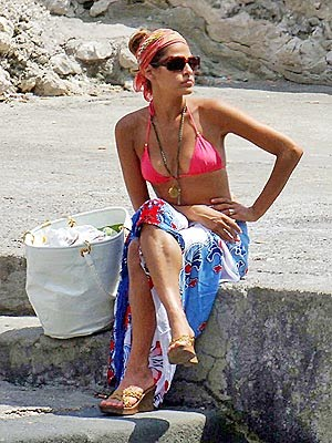 Style Icon Of The Week: Eva Mendes!!