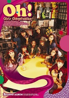 SNSD OH! cover