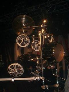 shinya drums