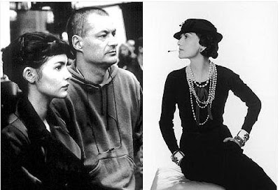 Audrey Tautou & Coco Chanel