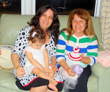 Registro de uma amizade feita na blogosfera crochetada!