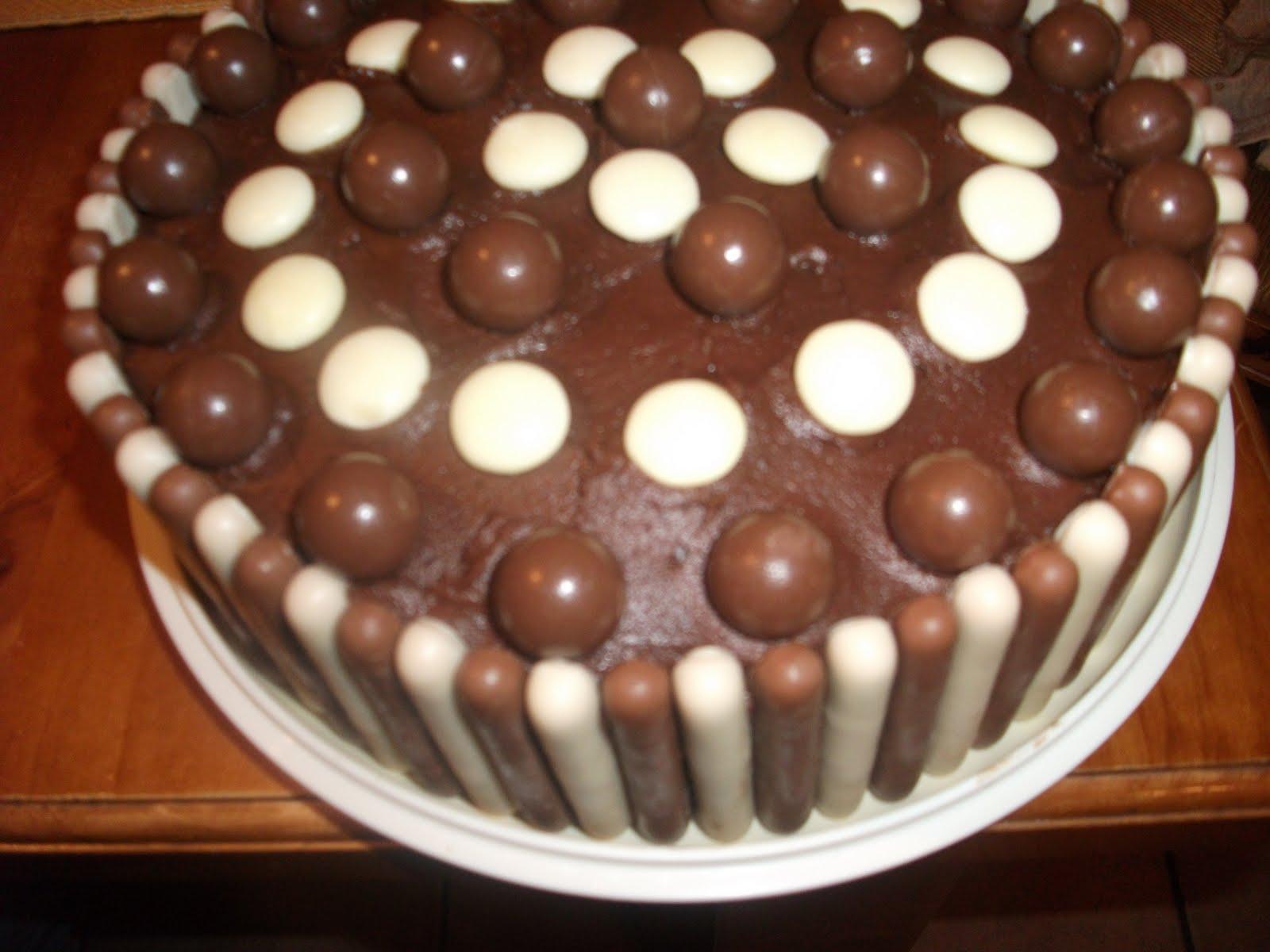 Lemon Queencake Sineads Ultimate Chocolate Birthday Cake