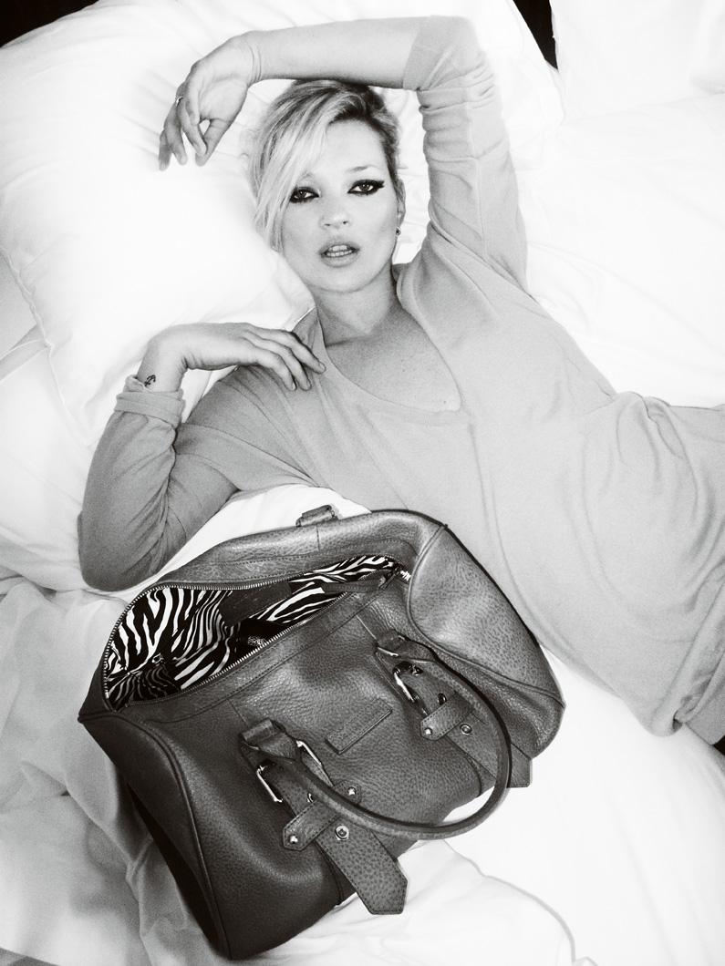 Fashion Editor : Kate Moss's Longchamp Handbag Collection ...