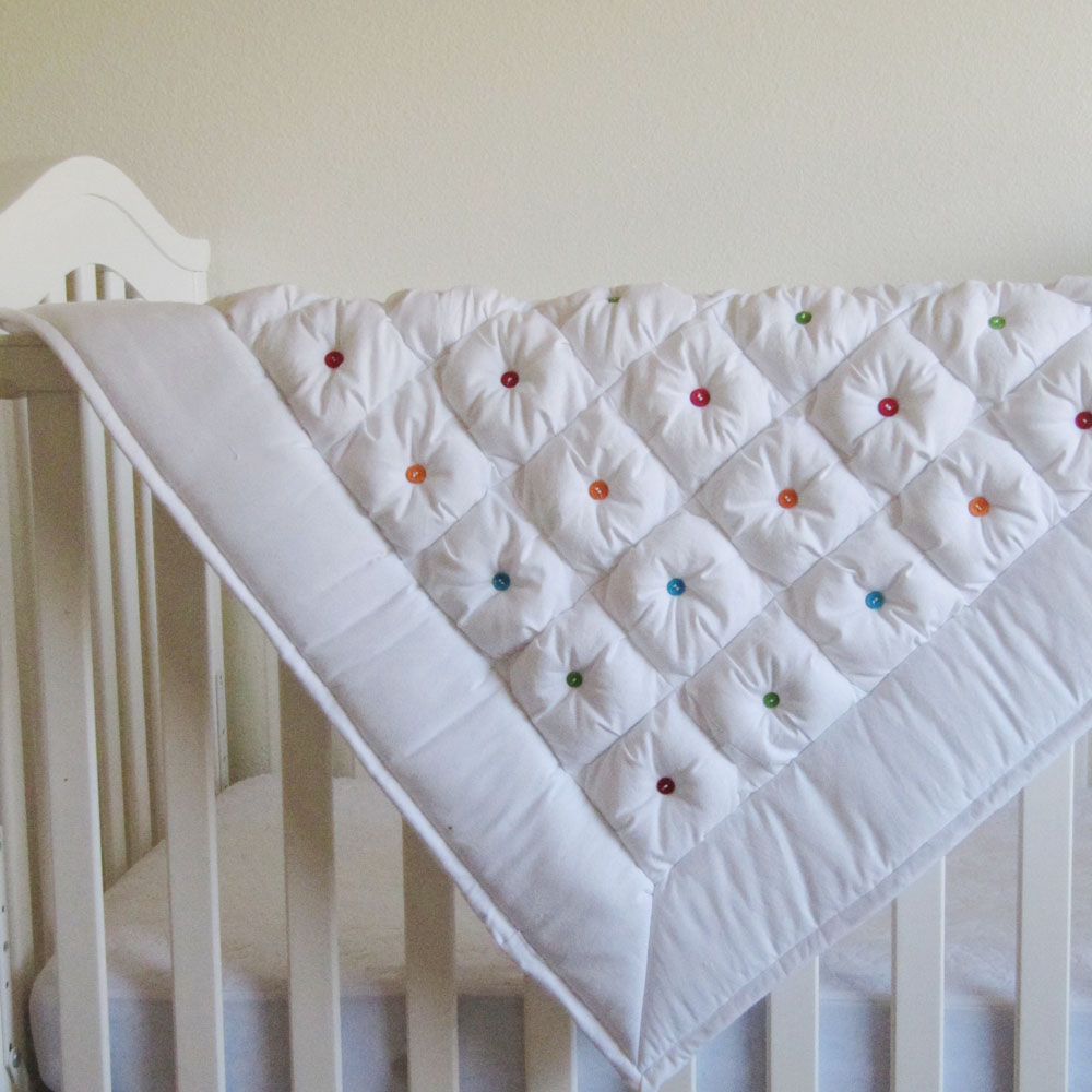 Free Pattern For Baby Puff Quilt : Puff Quilt Giveaway on Tatertots and Jello! - Honeybear Lane