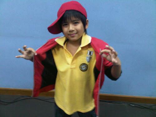 Brandon Keluar - IMB Indonesia Mencari Bakat 10 Oktober 2010