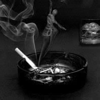 álcool, fumaça e ballet