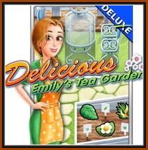 Delicious – Emilys Tea Garden [Español] [Full] [Mu]