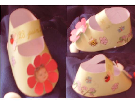 chausson theme printemps