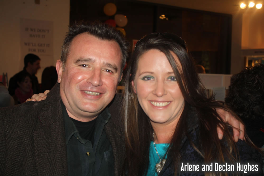 declan hughes and arlene