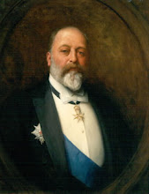 Edward VII -My Patron Saint