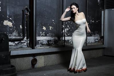 Model Sexy Beautiful Woman-Beauty Female Model-Portrait of Fresh and Beautiful Woman