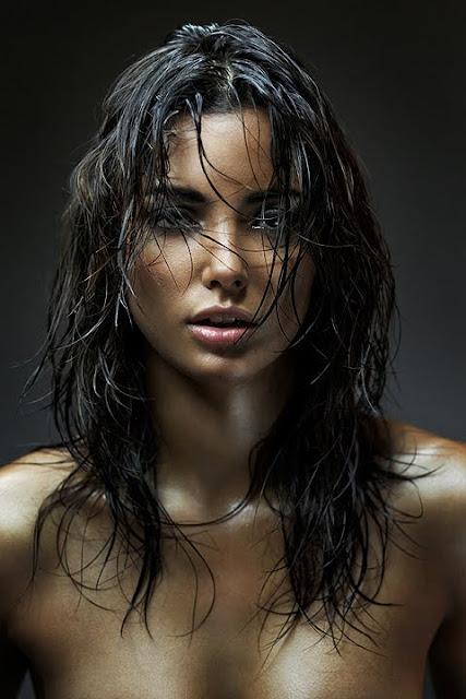 Sensual Female Photography Model