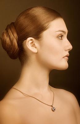 Female Potrait Photography, Classical female portrait photography