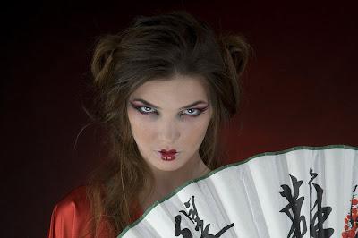 Japanese Photo Model