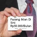 Pasang Iklan Di sini