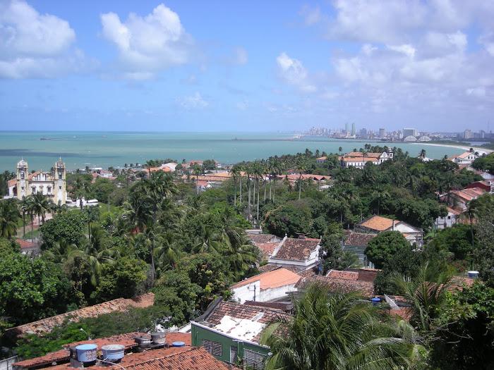 Olinda, pequeña ciudad colonial