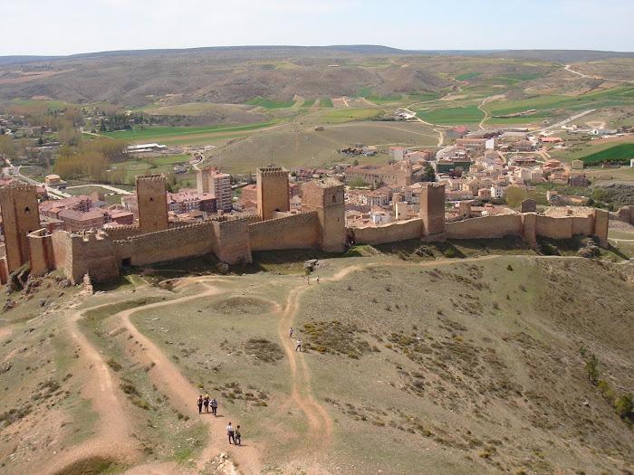 Molina de Aragón, el castillo