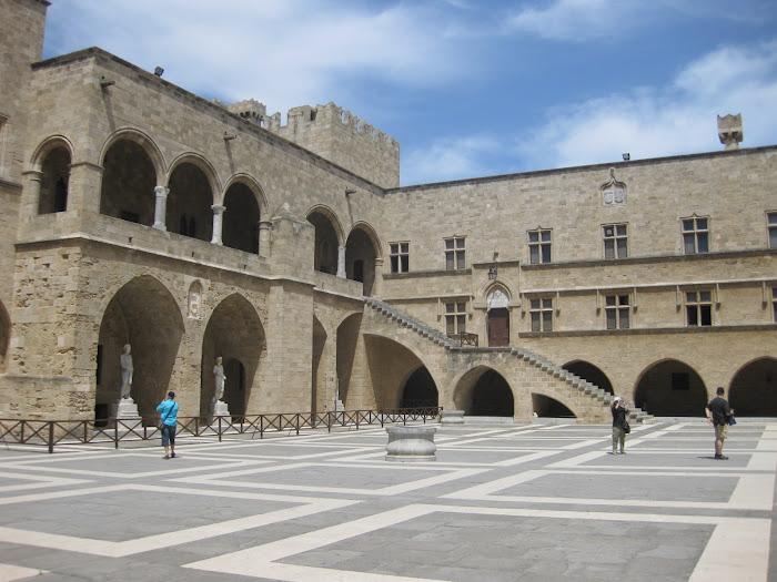 Rodas, Palacio del Maestre