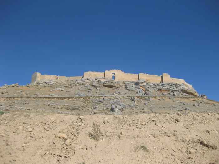 Gormaz, castillo en la cumbre