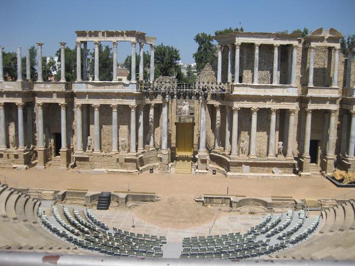 Mérida, teatro romano