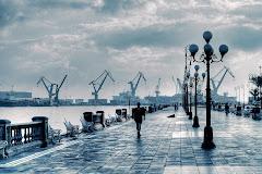 Malecon Veracruz Puerto