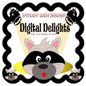 Guest Designer for Digital Delights