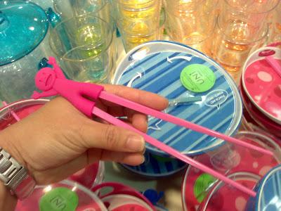 Chopstick gadget