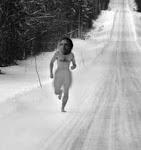 Wolfman Scaling Mt. Everest Naked