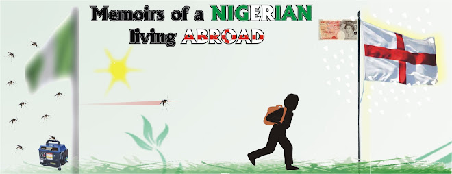 Memoirs of a Nigerian Living Abroad