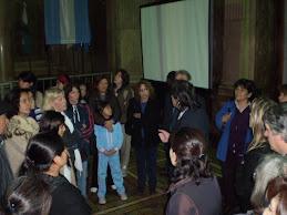 Visita al CONGRESO NACIONAL