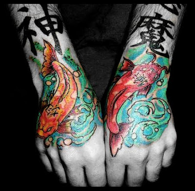 New Yin Yang Tattoos