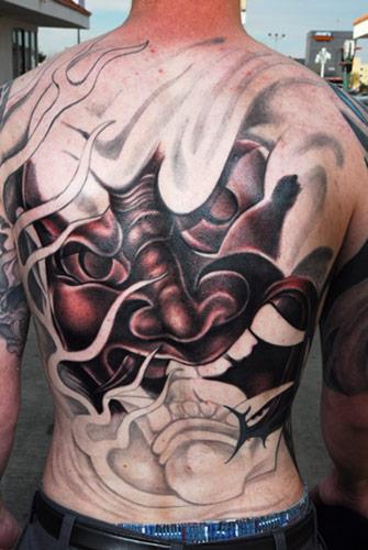 Mystical Japanese Tattoo Symbols