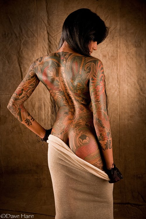 tribal tattoos full body
