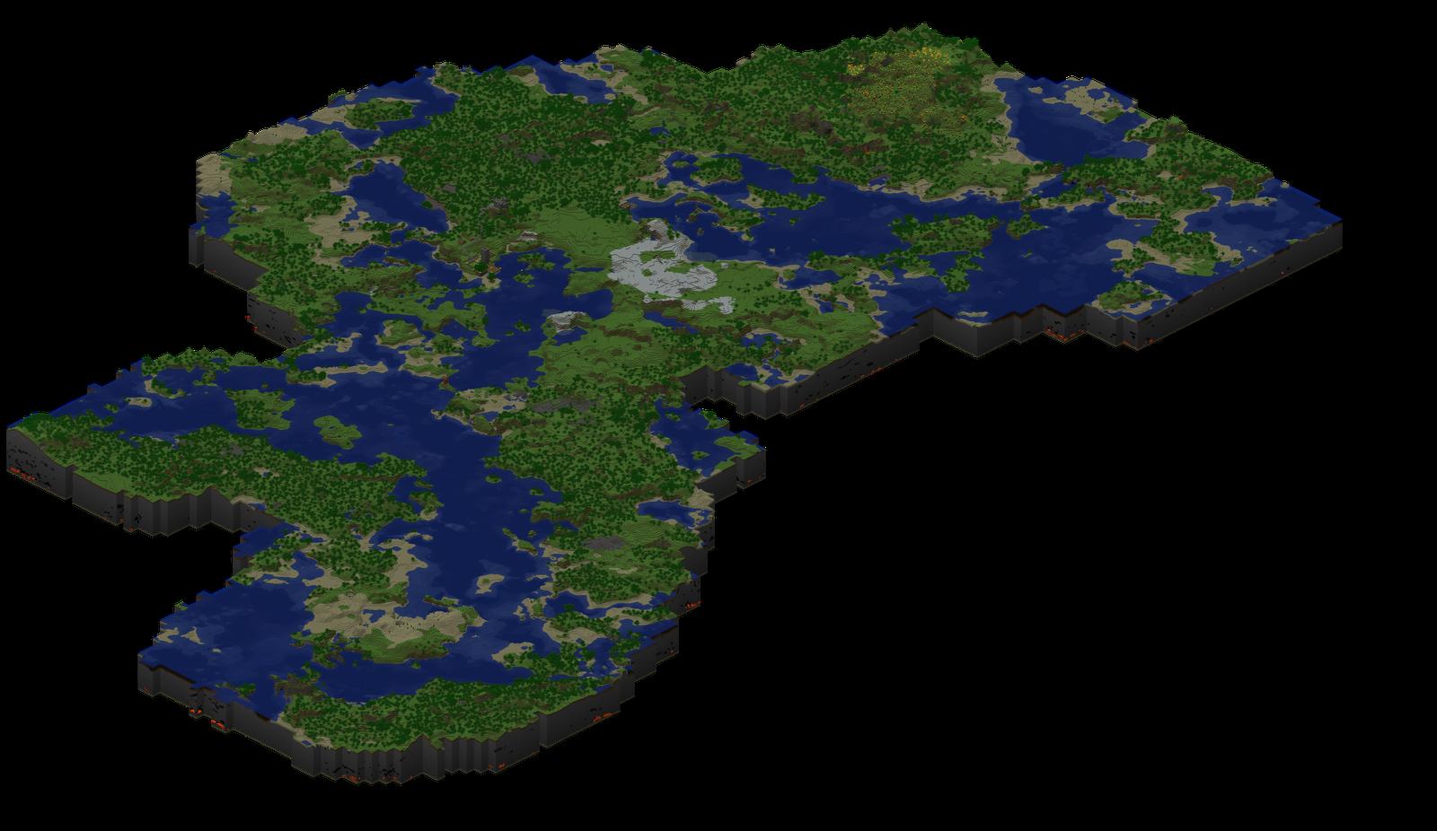Map Of World Minecraft World Map  Online World Map