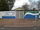 Escola JOPA depois da reforma