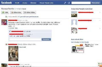 Beranda FB Lite - Versi Ringan Facebook