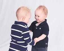 Elijah and Emren