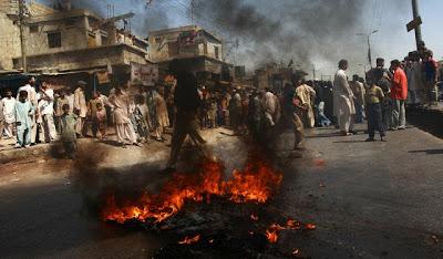 Lyari Karachi Violence