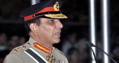 General Kayani apology