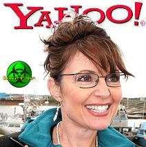 Sarah Palin Yahoo Email Hacked