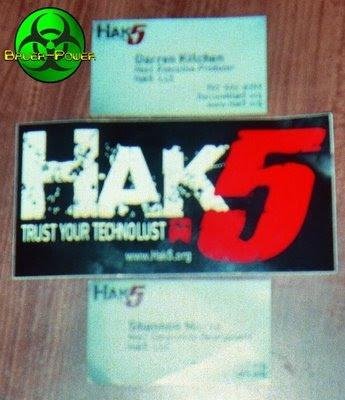 Hak5 Schwag