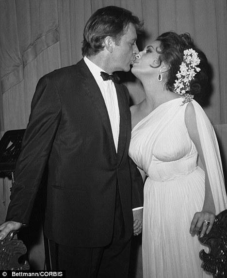 Eddie Fisher Elizabeth Taylor Wedding