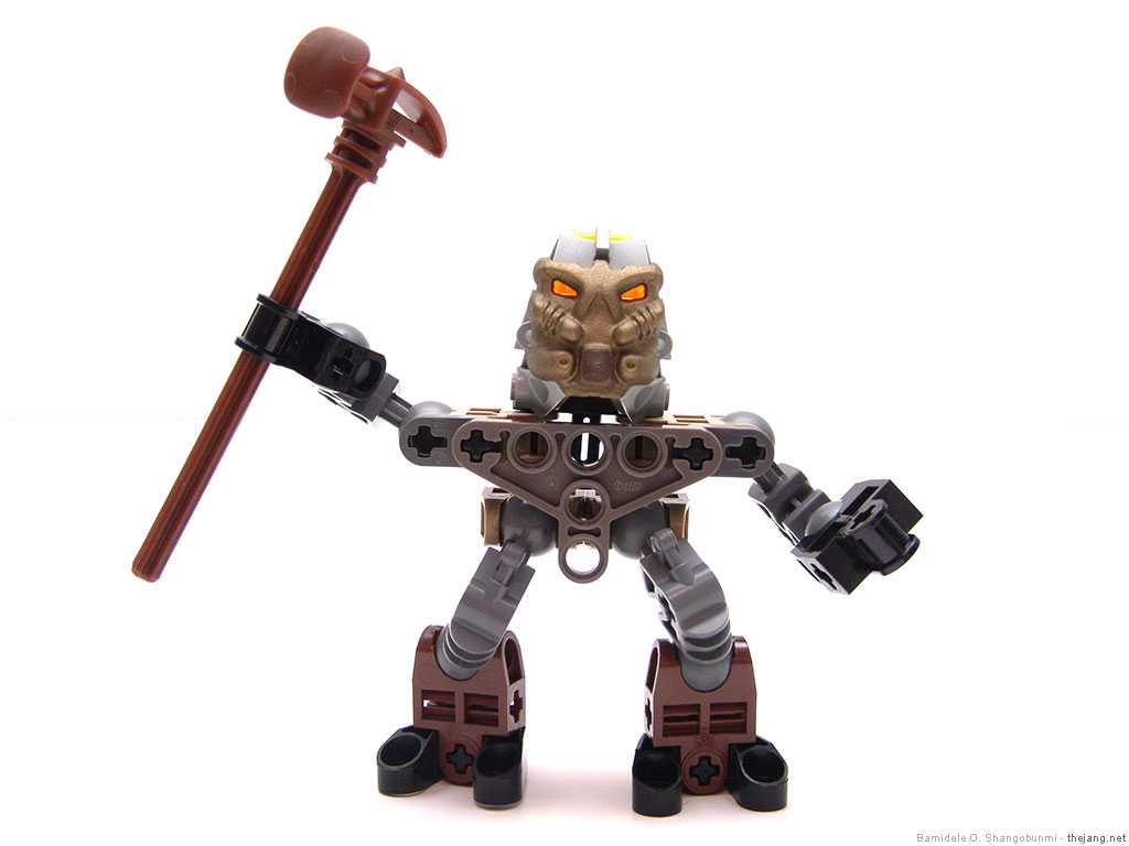 Daddy Bohrok 3 by Fenrek.deviantart.com on @DeviantArt | bionicle ...