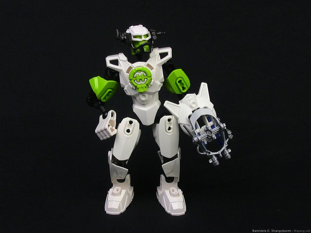 lego hero factory moc alba 20