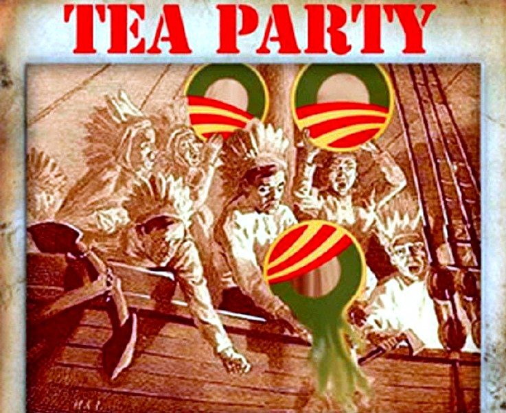 history of the tea party movement In modern american history has been for the constitution only to intrude upon the   the tea party movement offers a valuable case study of the ways in which.