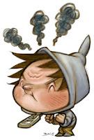 enfant expression colère boude caprice