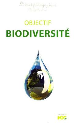 Livret objectif biodiversité édité par la ligue ROC (enfants collège et enseignants)
