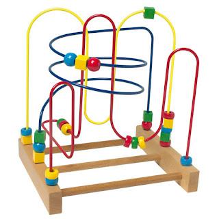 Jeu maternelle cycle1 petite section pour l'accueil: le boulier